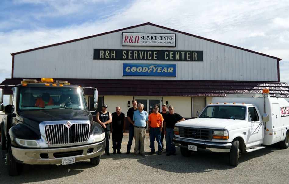 Service Center & Towing