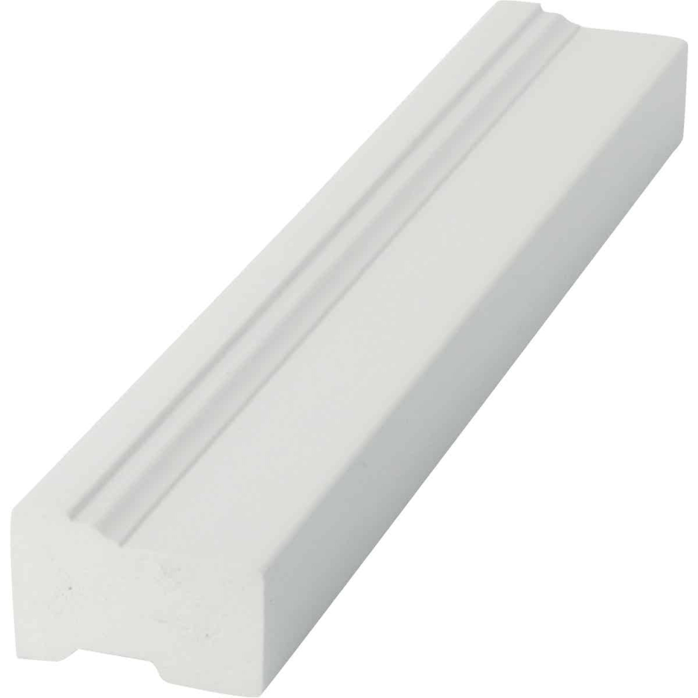 Royal 2 In. x 8 Ft. PVC Brick Molding Image 2