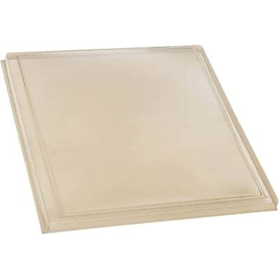 Kennedy Skylights 24 In. x 24 In. Bronze Dome Curb Mount Skylight