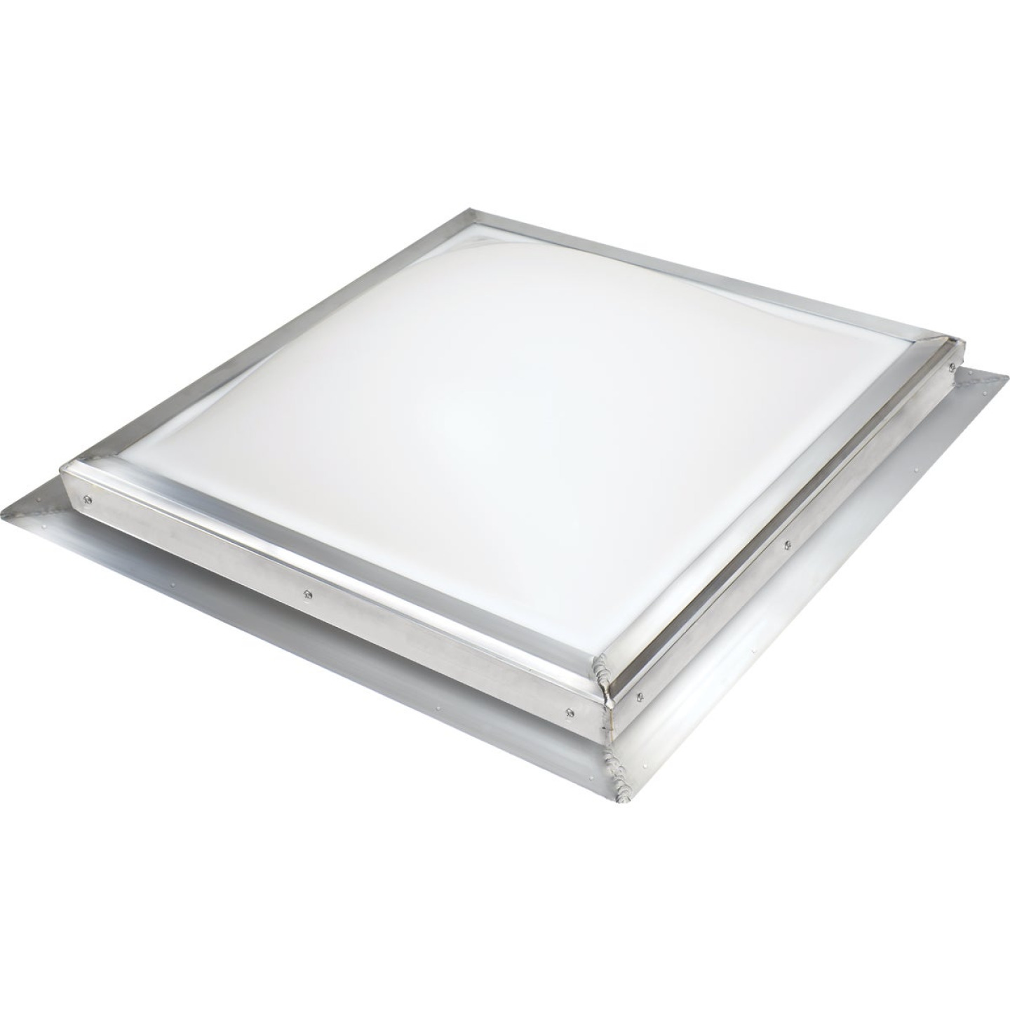 Kennedy Skylights 24 In. x 24 In. White Dome Insulated Skylight Image 1