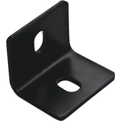 National Catalog 1154BC 2.4 In. x 3 In. x 3/16 In. Heavy Duty Square Corner Brace