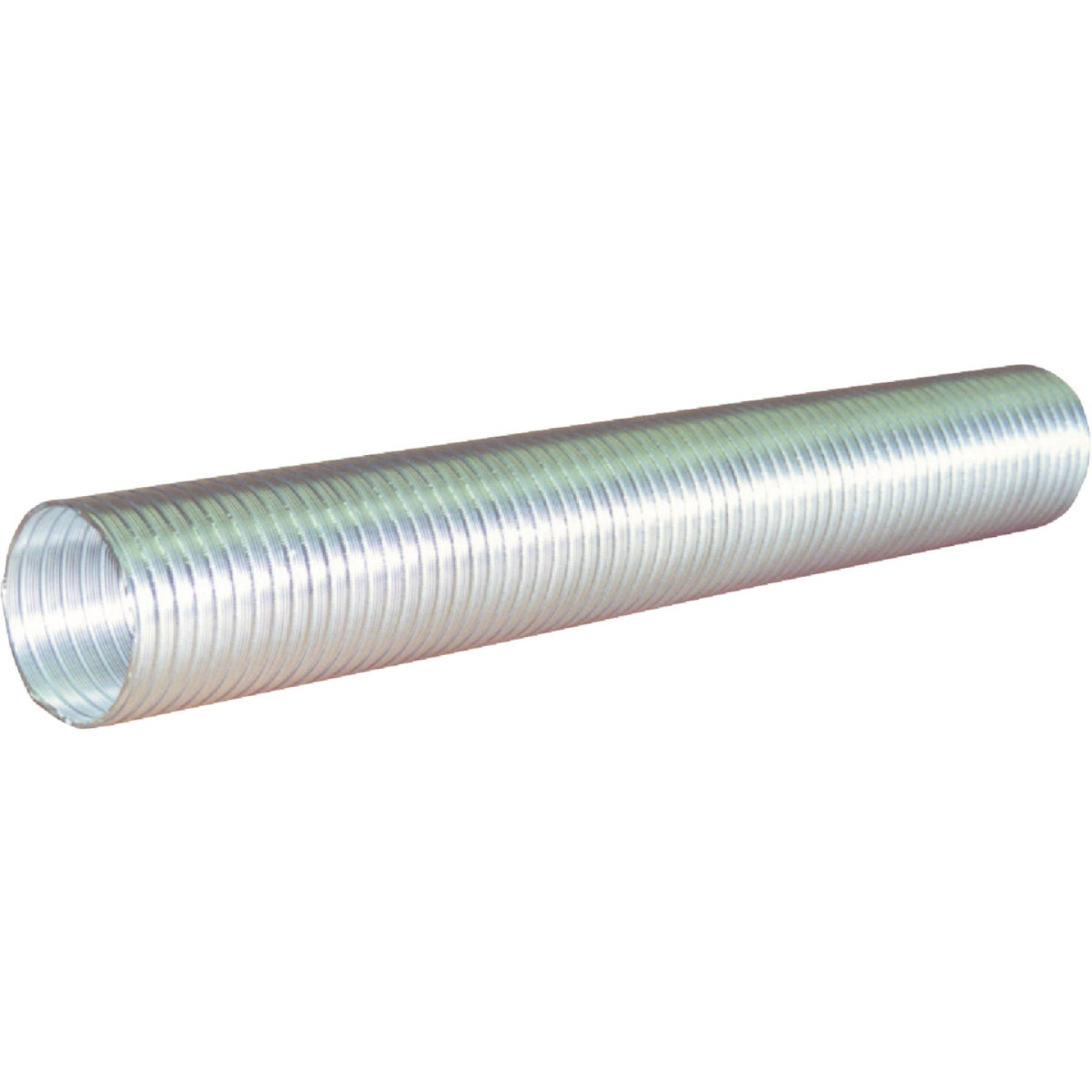 Dundas Jafine 3 In. x 8 Ft. Aluminum Semi-Rigid Dryer Duct Image 1