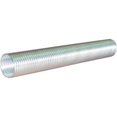 Dundas Jafine 4 In. x 8 Ft. Aluminum Semi-Rigid Dryer Duct