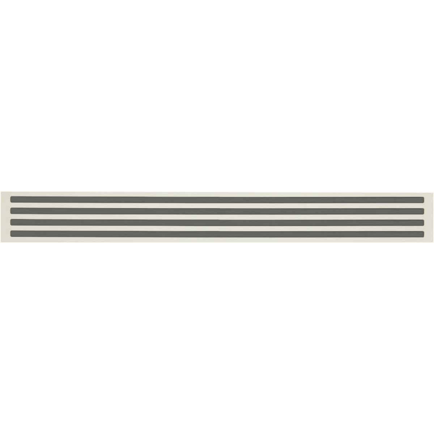 Smart Edge 0.27 In. x 18 In. Peel & Stick Edge Backsplash Trim, Orfero (4-Pack) Image 1
