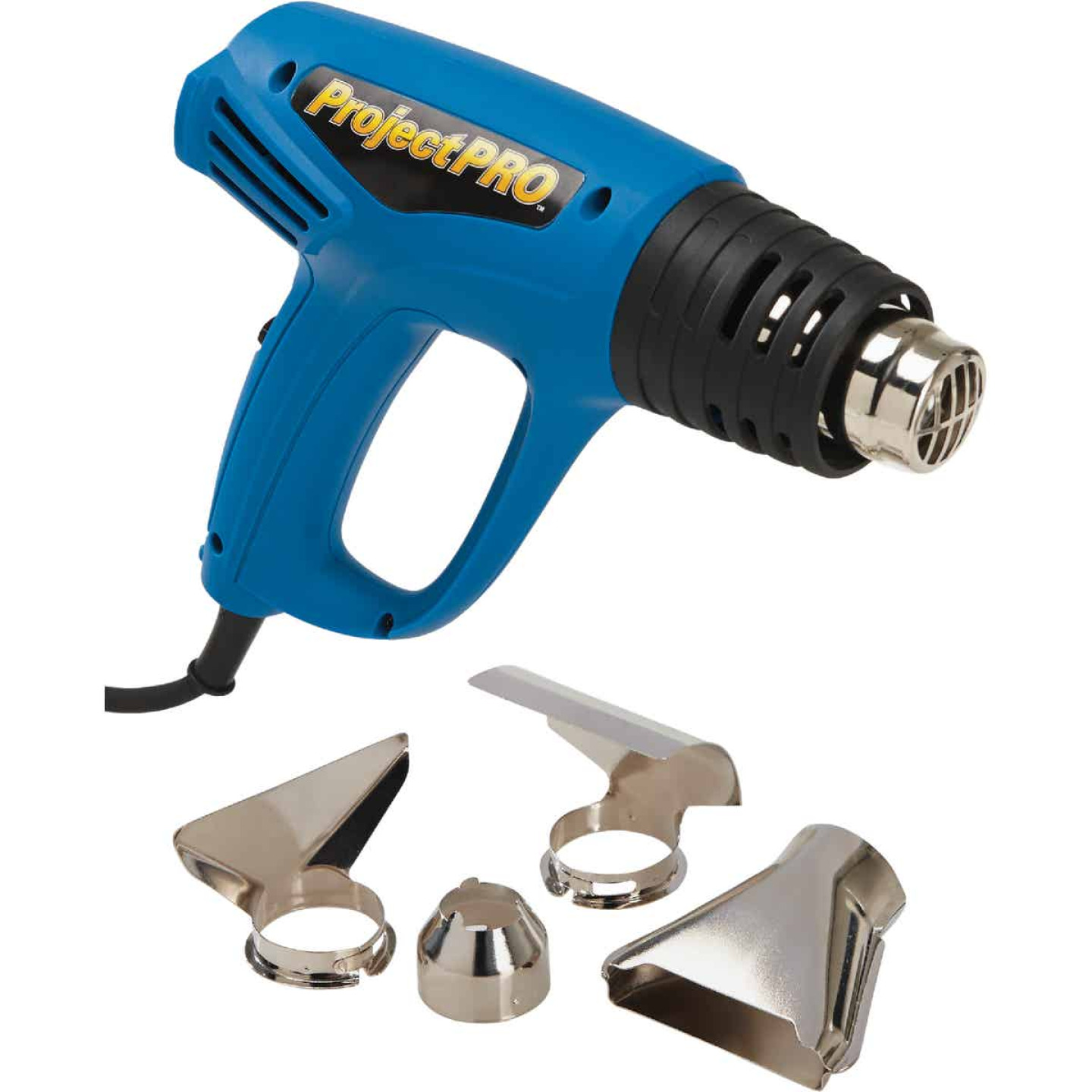 Project Pro 1000W to 1600W 6.56 Ft. Heat Gun Image 1