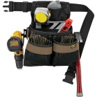 CLC 5-Pocket Polyester Framer's Nail & Tool Bag with Belt Image 1