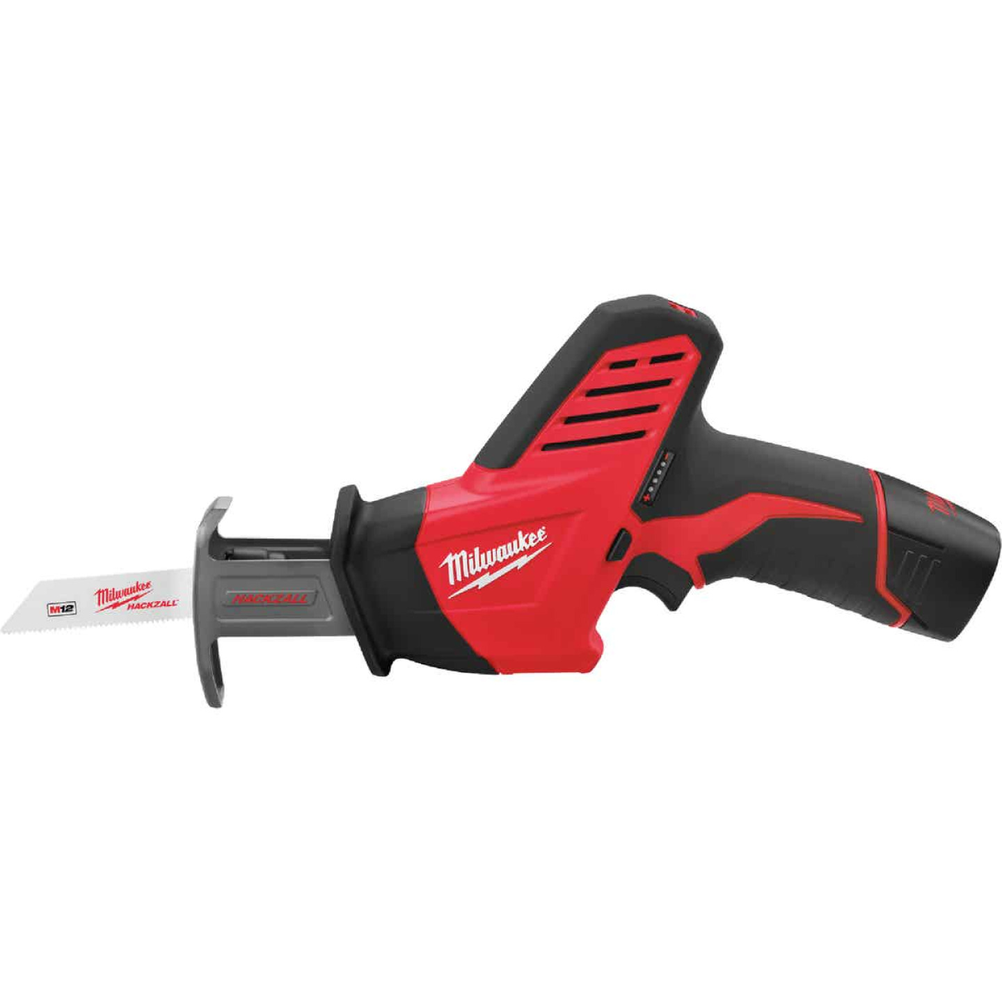 Milwaukee Hackzall M12 12 Volt Lithium-Ion Cordless Reciprocating Saw Kit Image 1