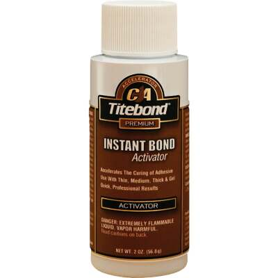 Titebond 2 Oz. Instant Bond CA Glue Activator