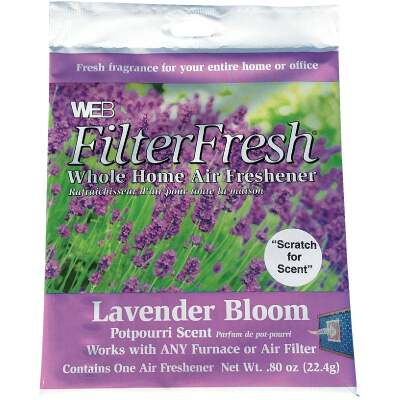 Web FilterFresh Furnace Air Freshener, Lavender Bloom