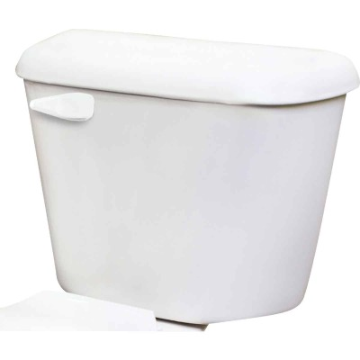 Mansfield Alto White Vitreous China 1.28 GPF Toilet Tank