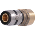 SharkBite EvoPex 1/2 In. x 1/2 In. FPT Push-to-Connect Plastic Connector Image 1