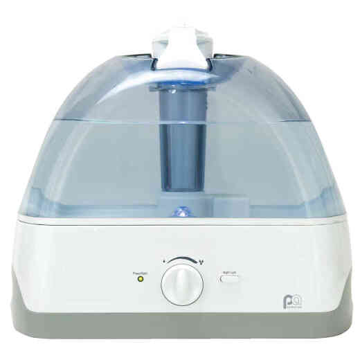 Perfect Aire 1.3 Gal. Capacity Medium Size Room Tabletop Ultrasonic Humidifier