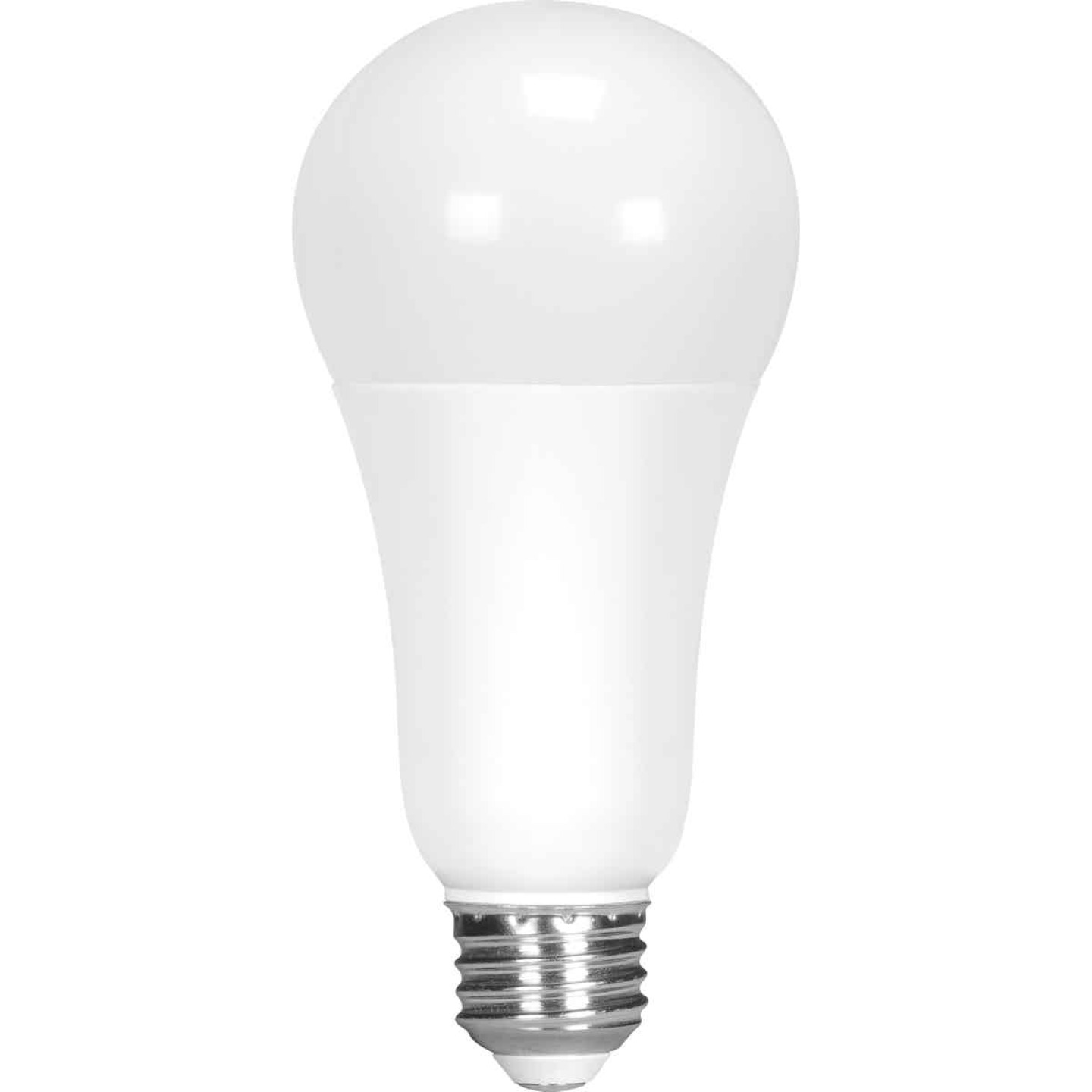 Satco 100W Equivalent Warm White A21 Medium Dimmable LED Light Bulb Image 1