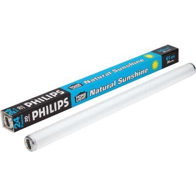 Philips ALTO 20W 24 In. Daylight T12 Medium Bi-Pin Fluorescent Tube Light Bulb