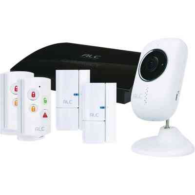 ALC Wireless Connect Alert View Wireless Indoor Motion Activated Security System