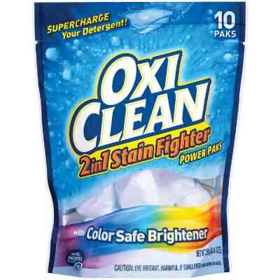 OxiClean Color Boost Brightener plus Stain Remover Power Paks (10 Count)