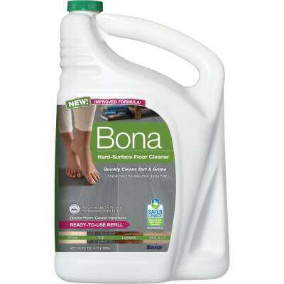Bona 160 Oz. Hard Surface Floor Cleaner