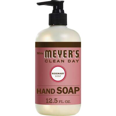 Mrs. Meyer's Clean Day 12.5 Oz. Rosemary Liquid Hand Soap