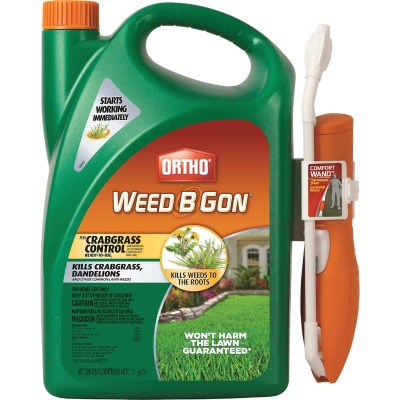 Ortho Weed B Gon 1.1 Gal. Ready To Use Wand Sprayer Crabgrass & Weed Killer