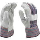 Do it Men's Large Lightweight Leather Work Glove Image 3