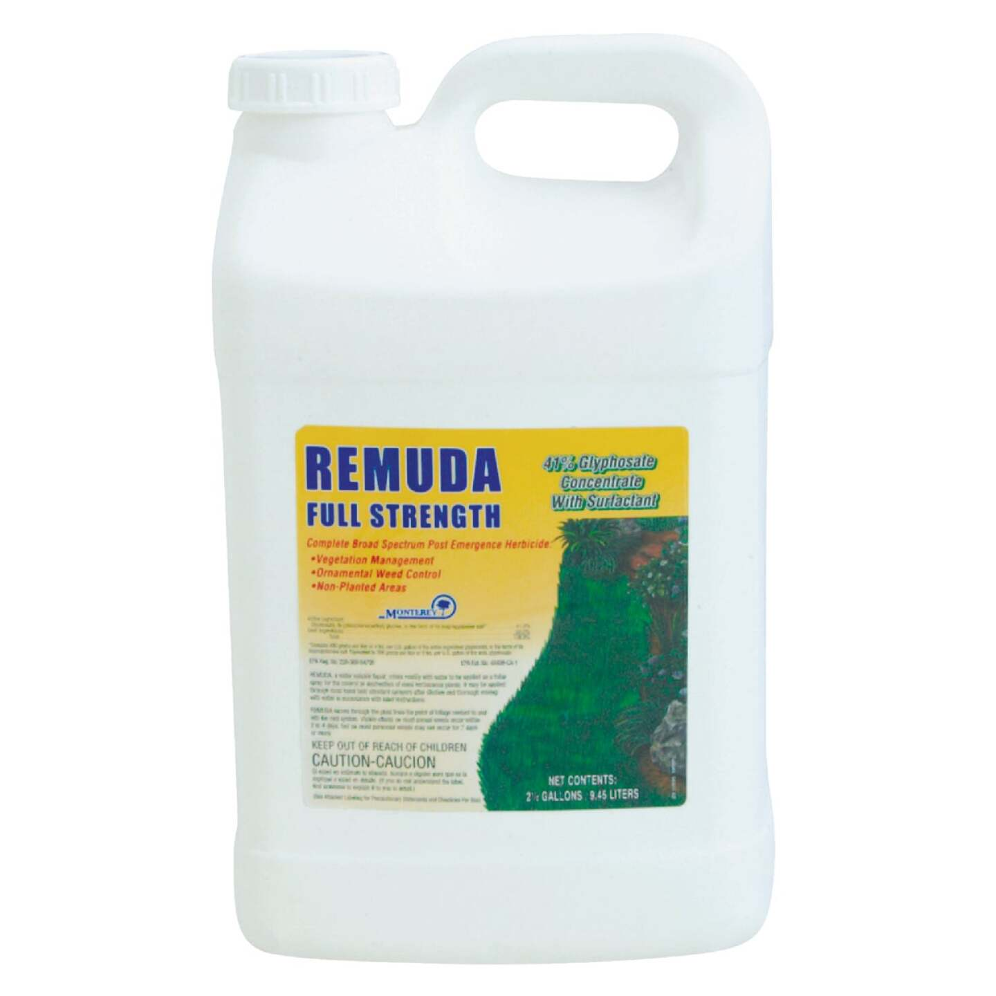 Monterey Remuda 2-1/2 Gal. Concentrate Weed & Grass Killer Image 1
