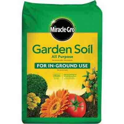 Miracle-Gro 1 Cu. Ft. 36 Lb. All Purpose Garden Soil