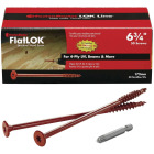 FastenMaster FlatLok 6-3/4 In. Engineered Structural Wood Screw (50 Ct.) Image 1