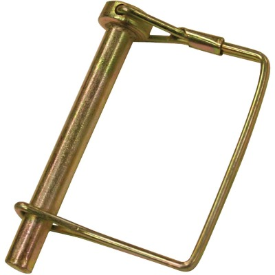 Speeco 5/16 In. x 2-1/4 In. Square Loop Lock Pin
