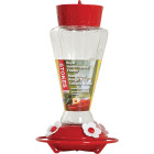 More Birds 28 Oz. Glass Royal Hummingbird Feeder Image 2
