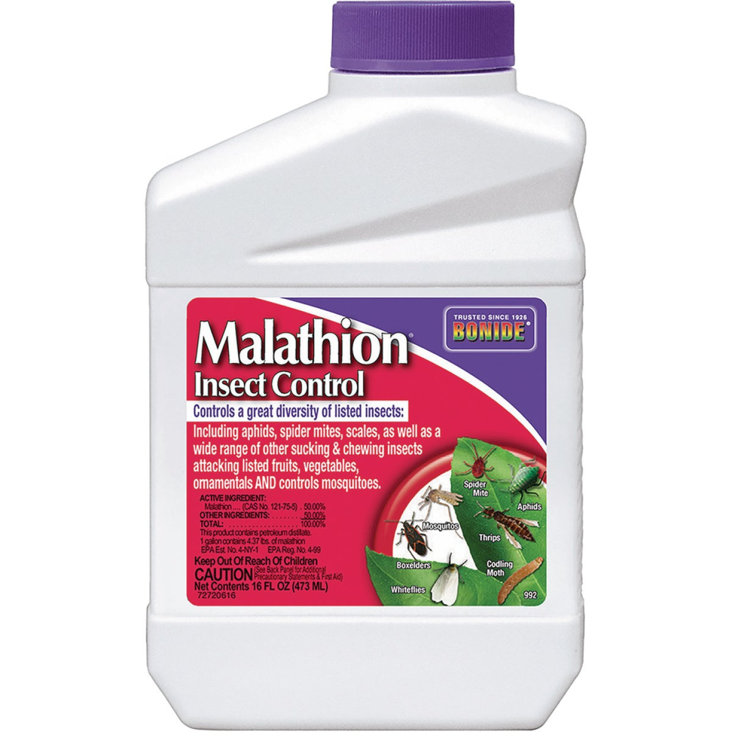 Bonide 1 Pt. Concentrate Malathion Insect Killer Image 1