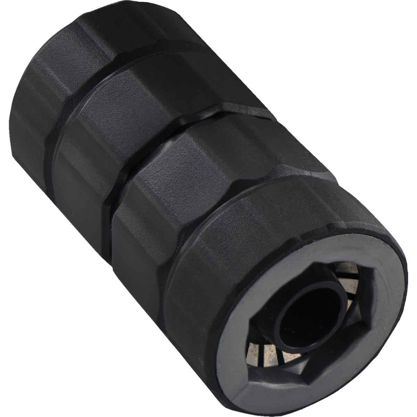 Orbit Push-Fit 5/8 In. Poly Hose Mender Image 1