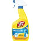 Goof Off 22 Oz. Trigger Spray Household Heavy-Duty Dried Paint Remover Image 1