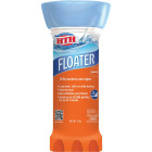 HTH 3 Lb. Large Single-Use Floater Chlorine Dispenser Image 1