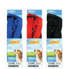 Westminster Pet Ruffin' it 14 In. to 20 In. Nylon Harness Image 3