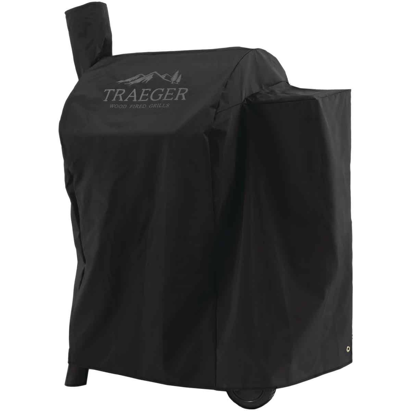 Traeger Pro 22/Pro 575 35 In. Black Polyester Grill Cover Image 1