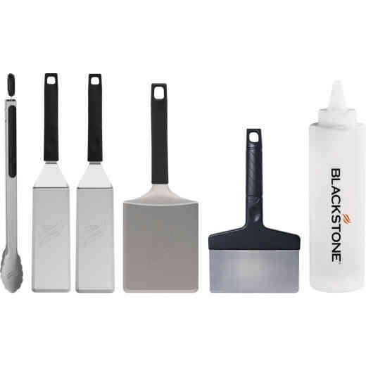 Blackstone Deluxe 6-Piece Griddle Kit