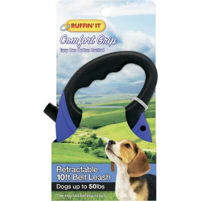 Westminster Pet Ruffin' it Up to 50 Lb. 10 Ft. Retractable Leash