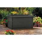 Suncast 50 Gal. Resin Java Deck Box with Seat Image 2